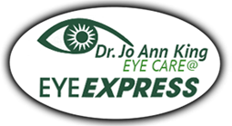 KingEyeExpress Logo
